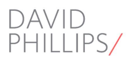 David Philips logotype