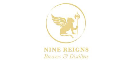 Nine Reigns logotype